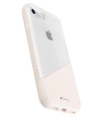 """Melkco Kubalt Series Edelman Case for iPhone 7 / 8 (4.7"""")- (Beige / Beige)"""