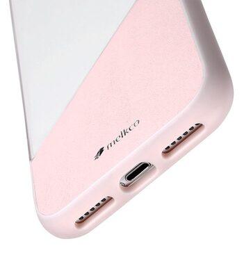 "Melkco Kubalt Series Edelman Case for iPhone 7 /8 (4.7"") - (Pink / Pink)"