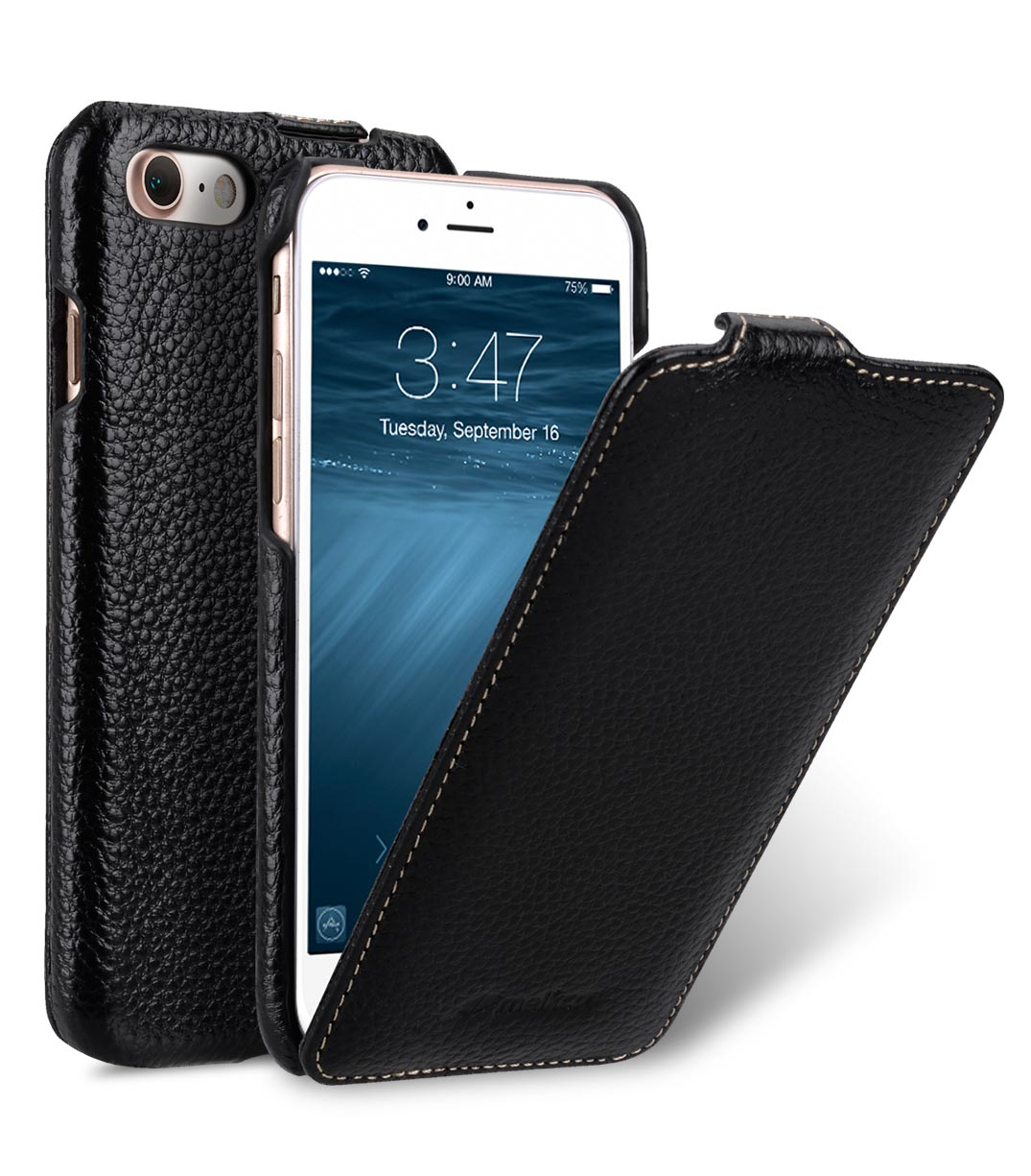 """Premium Leather Case for Apple iPhone 7 (4.7"""") - Jacka Type"""