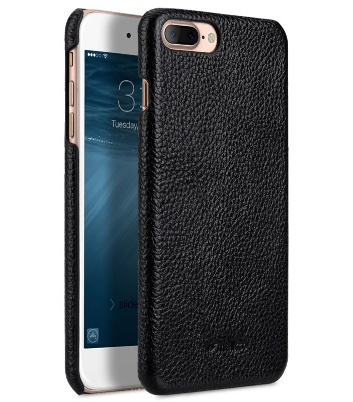 """Premium Leather Snap Cover for Apple iPhone 7 / 8 Plus(5.5"""")"""