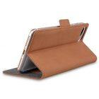 "Melkco Premium Leather Case for Apple iPhone 7 / 8 Plus (5.5"") – Locka Type (Classic Vintage Brown)"