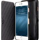 "Melkco Premium Leather Case for Apple iPhone 7 / 8 Plus (5.5"") – Booka Type (Black LC)"