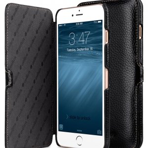 "Premium Leather Case for Apple iPhone 7 / 8 Plus (5.5"") - Booka Type"