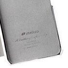 "Melkco Premium Leather Case for Apple iPhone 7 / 8 Plus (5.5"") – Booka Type (White LC)"