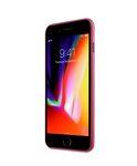 Melkco Air PP Case for Apple iPhone 8 Plus / 7 Plus - (Transparent Red)