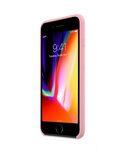 """Melkco Aqua Silicone Case for Apple iPhone 7 / 8 Plus (5.5"""") - (Pink)"""