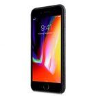 "Melkco Elite Series Waxfall Pattern Premium Leather Coaming Snap Cover Case for Apple iPhone 7 / 8 Plus (5.5"") – ( Black WF )"