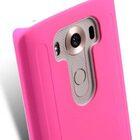 Melkco Kubalt Double Layer Case for LG V10 – Pink / White