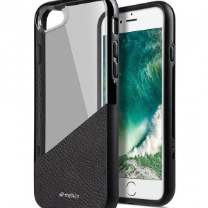 "Melkco Kubalt Series Edelman Case for iPhone 7 / 8 (4.7"") - (Black / Black)"