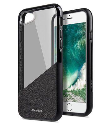 """Melkco Kubalt Series Edelman Case for iPhone 7 / 8 (4.7"""") - (Black / Black)"""