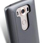 Melkco Metallic Kubalt Double Layer Case for LG V10 – (Space Grey / Black)