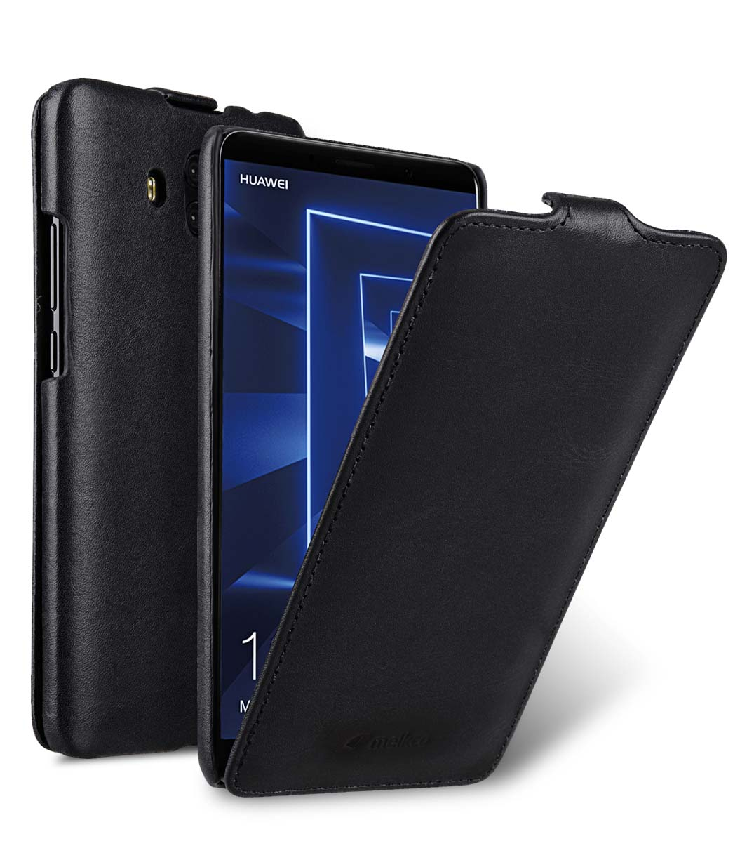 Premium Leather Case for Huawei Mate 10 - Jacka Type