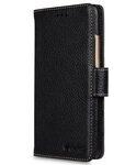 Melkco Premium Leather Case for Lenovo Vibe K5 - Wallet Book Type (Black LC) Ver.7