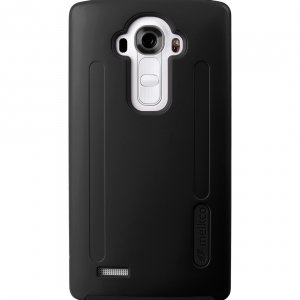 Melkco Special Edition Kubalt Double Layer Cases for LG Optimus G4 - Black / Black