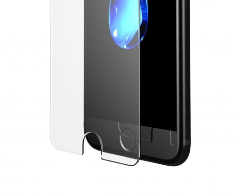 "Melkco 9H Tempered Glass Wall Screen Protector for Apple iPhone 7 / 8 (4.7"")"