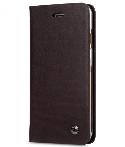 Melkco Fashion Cocktail Series Slim Flip Premium Leather Case for Apple iPhone 7 / 8 (4.7'') - (Italian Coffee)