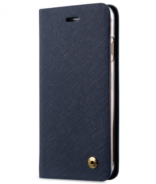 Melkco Fashion Cocktail Series slim Filp Case for Apple iPhone 7 / 8 (4.7') - (Navy)