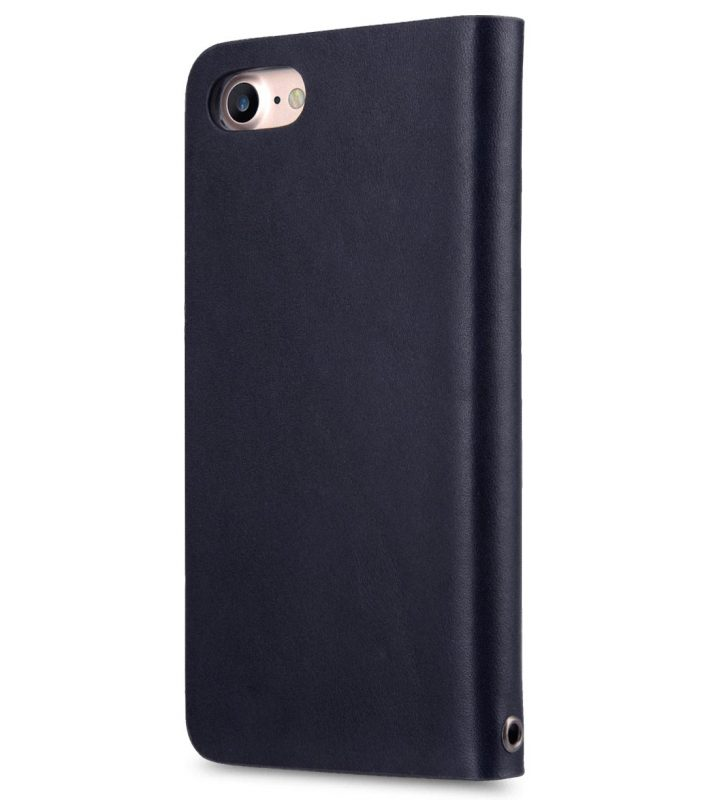 Melkco Fashion Cocktail Series slim Filp Case for Apple iPhone 7 / 8 (4.7') - (Italian Navy)