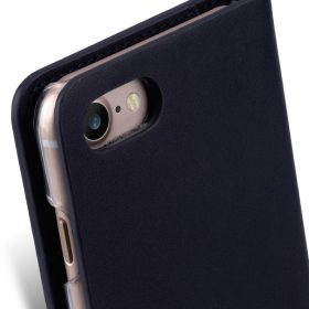 Melkco Fashion Cocktail Series slim Filp Case for Apple iPhone 7 / 8 (4.7') – (Italian Navy)