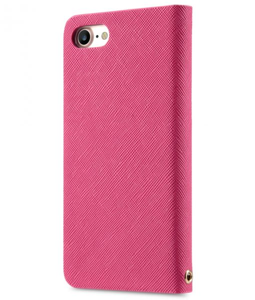 Melkco Fashion Cocktail Series slim Filp Case for Apple iPhone 7 / 8 (4.7') - (Peach)