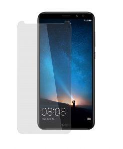 Melkco 9H Tempered Glass Screen Protector for Huawei Mate 10 Lite - ( Transparent )