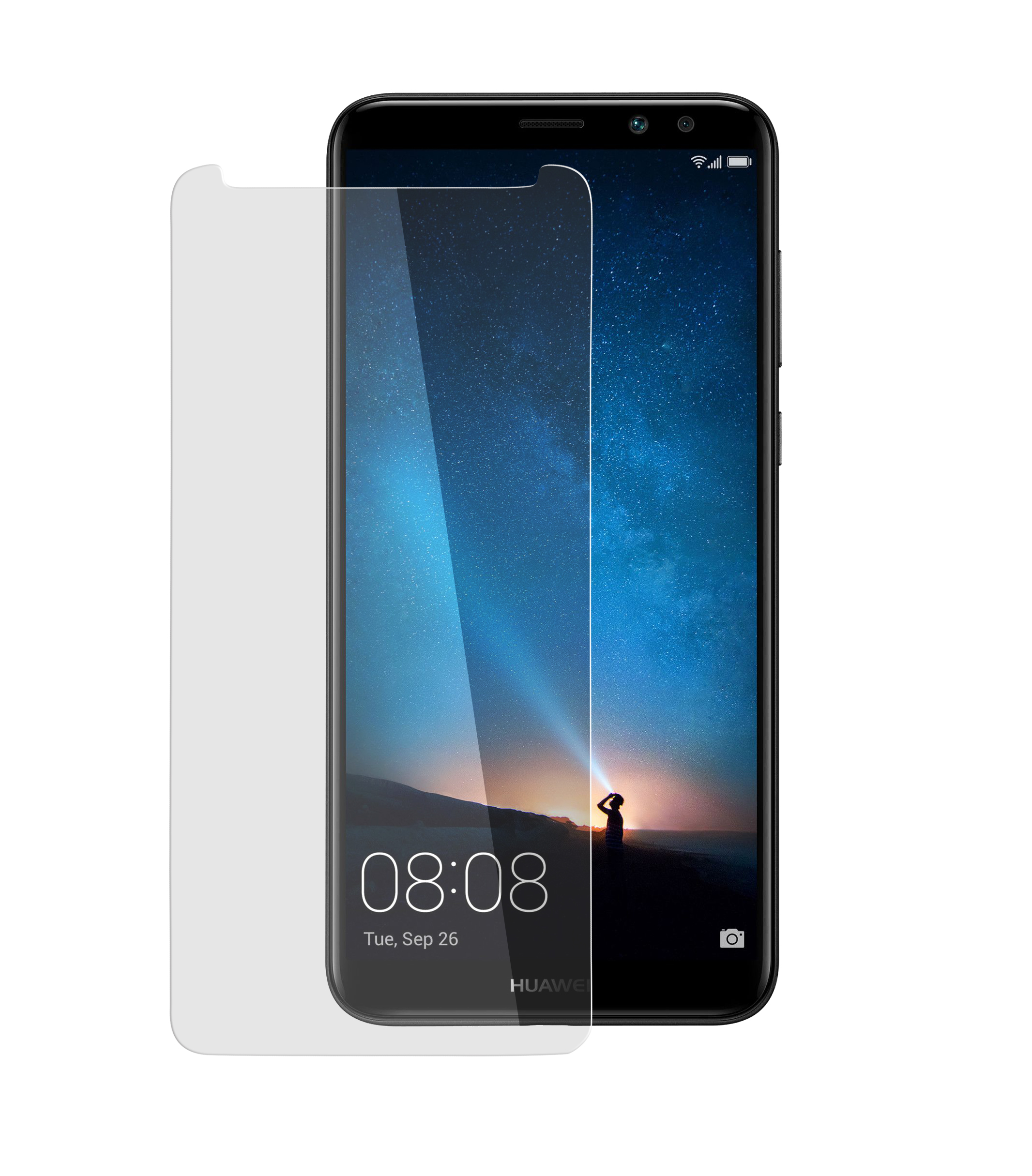 9h Tempered Glass Screen Protector For Huawei Mate 10 Lite