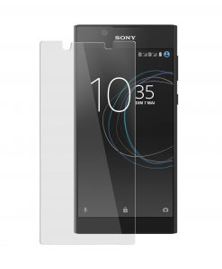 Melkco 9H Tempered Glass Screen Protector for Sony Xperia L1 - (Transparent)