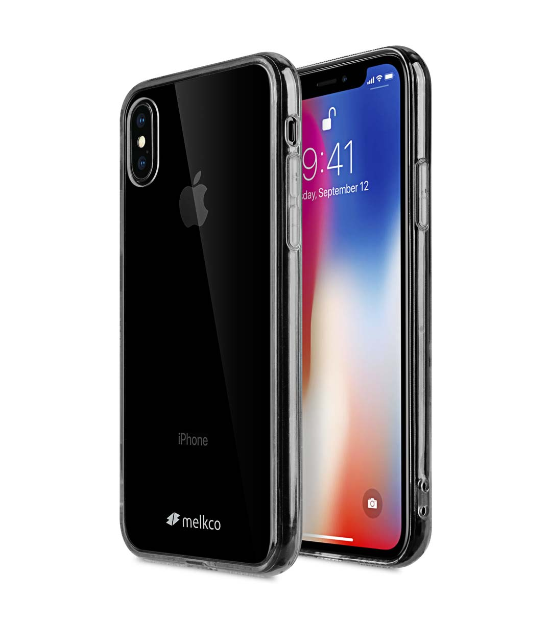 Polyultima Case For Apple Iphone X Melkco Phone Accessories