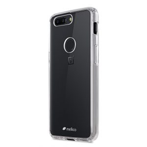 Melkco PolyUltima Case for OnePlus 5T - (Transparent)