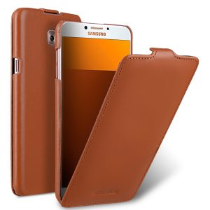 Premium Leather Case for Samsung Galaxy C7 Pro - Jacka Type