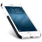 """Melkco Kubalt Double Layer Case for Apple iPhone 7 / 8 (4.7"""") – Black / White"""