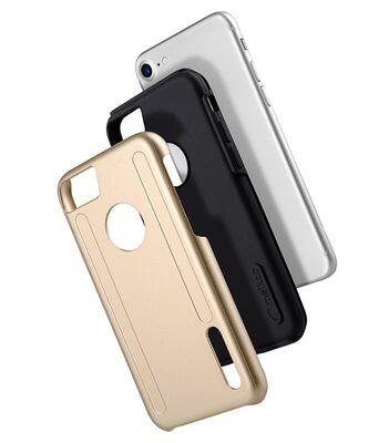 "Melkco Kubalt Double Layer Case for Apple iPhone 7 / 8 (4.7"") - Gold / Black"