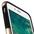 "Melkco Kubalt Double Layer Case for Apple iPhone 7 / 8 (4.7"") – Gold / Black"