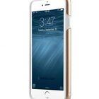 """Melkco Kubalt Double Layer Case for Apple iPhone 7 / 8 (4.7"""") – Gold/White"""