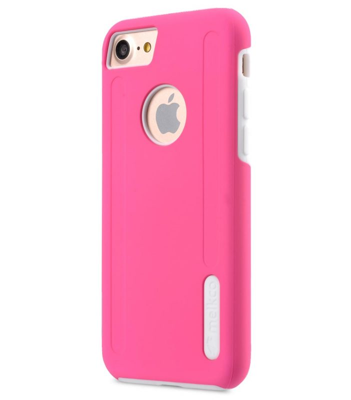 "Melkco Kubalt Double Layer Case for Apple iPhone 7 / 8 (4.7"") - Pink / White"