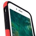 "Melkco Kubalt Double Layer Case for Apple iPhone 7 / 8 (4.7"") – Red/Black"