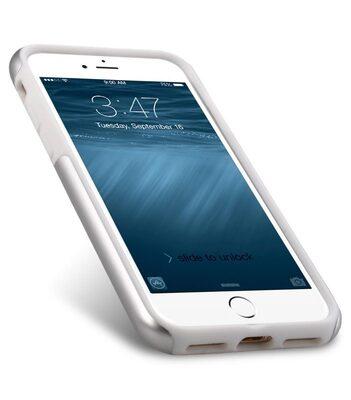 "Melkco Kubalt Double Layer Case for Apple iPhone 7 / 8 (4.7"") - Silver/White"