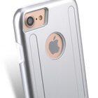 "Melkco Kubalt Double Layer Case for Apple iPhone 7 / 8 (4.7"") – Silver/White"
