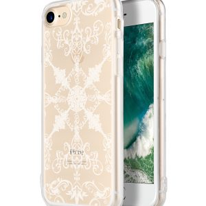 """Nation Series Arabesque 1 Pattern TPU Case for Apple iPhone 7 / 8(4.7"""")"""