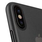 Air PP Case for Apple iPhone X – (Transparent Black)