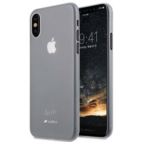 Air PP Case for Apple iPhone X – (Transparent Mat)