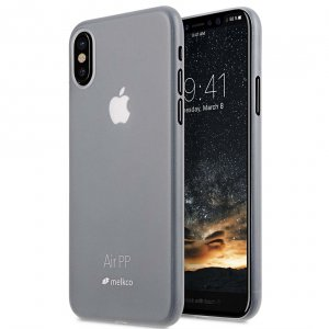 Air PP Case for Apple iPhone X - (Transparent Mat)