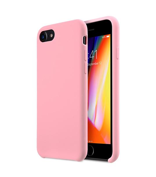 aqua silicone case for apple iphone 7 4 7 pink. Black Bedroom Furniture Sets. Home Design Ideas