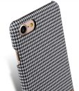 """Melkco Holmes Series Tobacco Cloth Snap Cover Case for Apple iPhone 7 / 8 (4.7"""") – ( Grey / Brown )"""