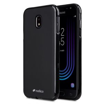 Melkco Poly Jacket TPU Case for Samsung Galaxy J7 (2017) - (Black Mat)
