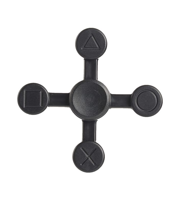 Melkco Spincopter Fidget Spinner - Black