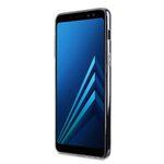 Melkco Air Superlim TPU Case for Samsung Galaxy A8 (2018) - (Transparent)