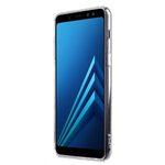 Melkco PolyUltima Case for Samsung Galaxy A8 (2018) - (Transparent)