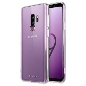 Melkco PolyUltima Case for Samsung Galaxy S9 Plus - (Transparent)