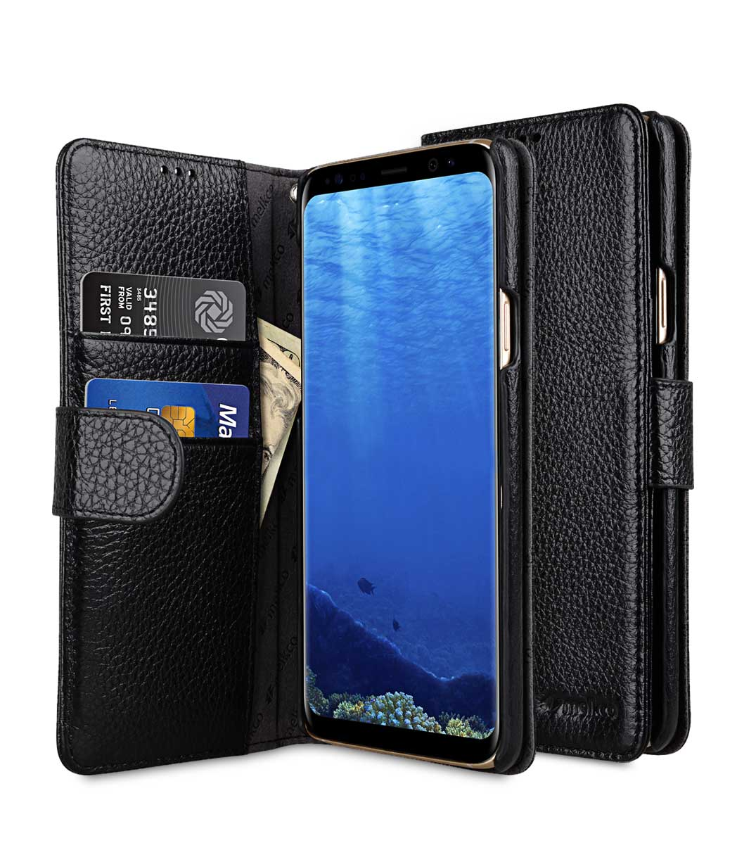 premium leather e case for samsung galaxy s9 plus wallet. Black Bedroom Furniture Sets. Home Design Ideas